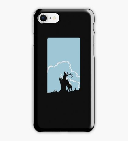 The Deer VRS2 iPhone Case/Skin