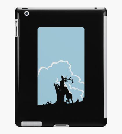 The Deer VRS2 iPad Case/Skin