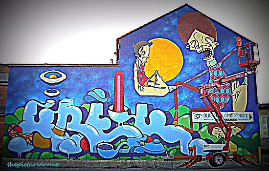 Mural by thepicturedrome