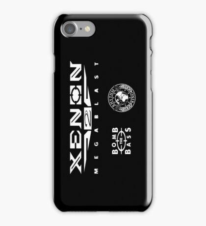 Xenon 2 - Megablast - Lo Fi iPhone Case/Skin