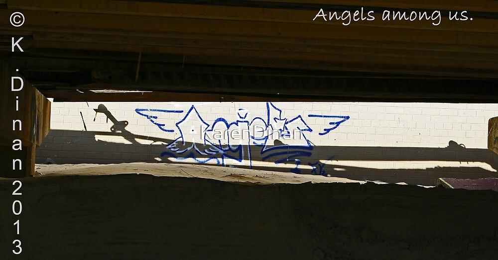 Angels by KarenDinan