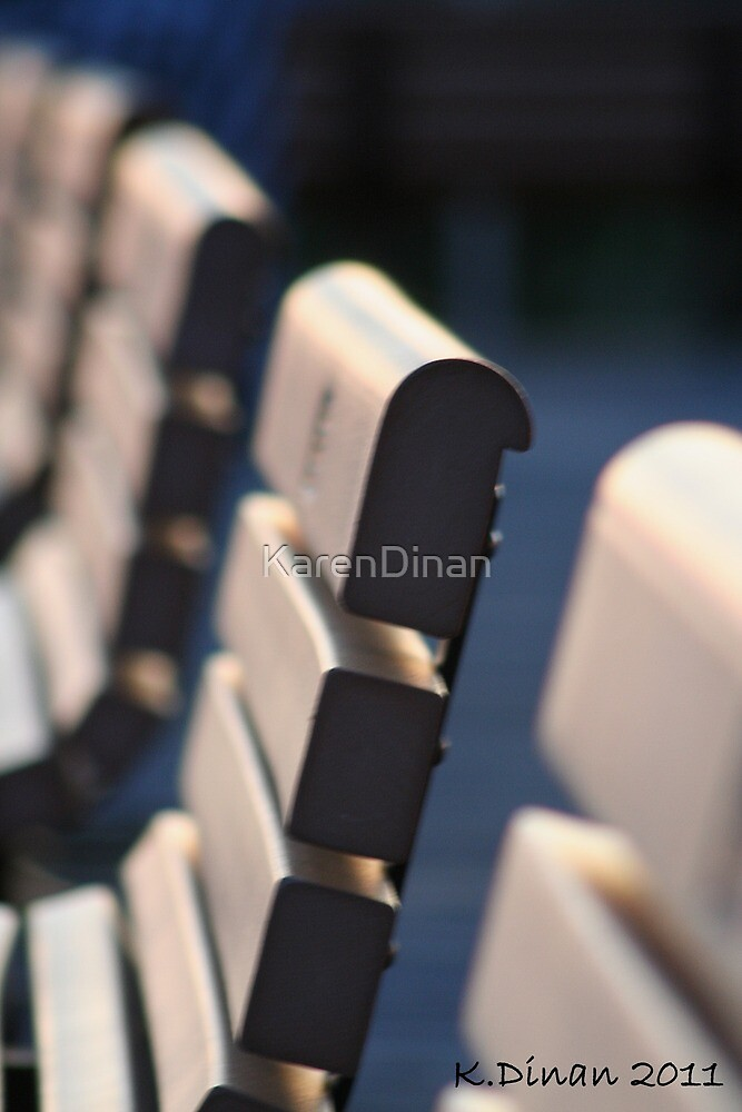 Benches by KarenDinan