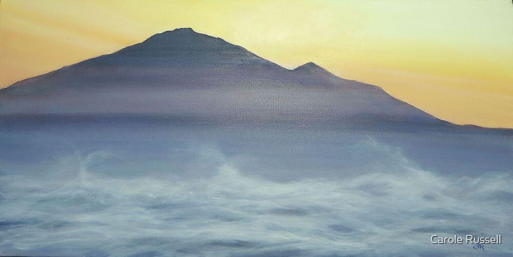 Kilimanjaro by Carole Russell