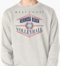 Hermosa Beach California Volleyball Pullover