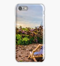 View of the white house Jersey iPhone Case/Skin
