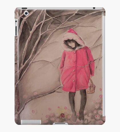 Red hat- Cappuccetto rosso iPad Case/Skin