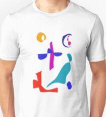 The Moon Window Unisex T-Shirt