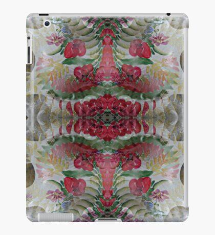 Flower kiss iPad Case/Skin
