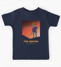 Phil Harding - Time Team Kids Tee