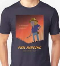 Phil Harding - Time Team Unisex T-Shirt