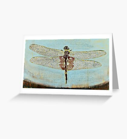 Summer Soliloquy Greeting Card