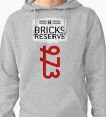 'Bricks Reserve' Pullover Hoodie