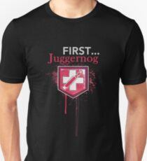 First... [Zombies] Unisex T-Shirt