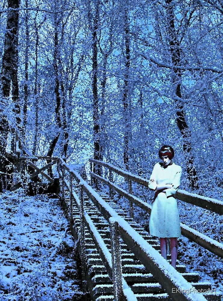 Alice In Wonderland - Loneliness by EKingPhotoArt