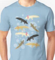 Axolotls! Unisex T-Shirt