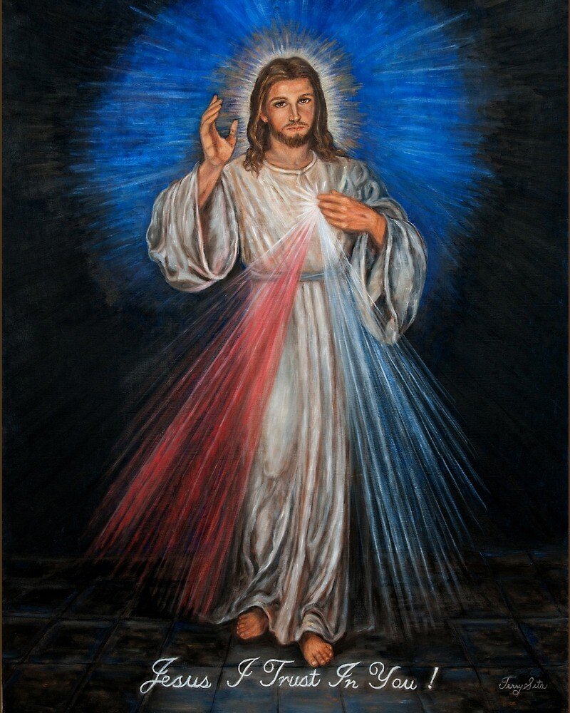 Divine Mercy by tsita13