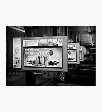 Sonic Fix Photographic Print