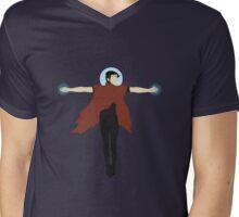 Wiccan Halo Vector Mens V-Neck T-Shirt