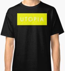 Utopia - Yellow Classic T-Shirt