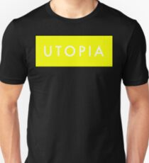 Utopia - Yellow T-Shirt