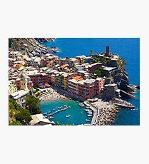 Cinque Terre Photographic Print