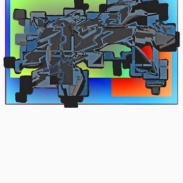 cutout g11 by elevenones