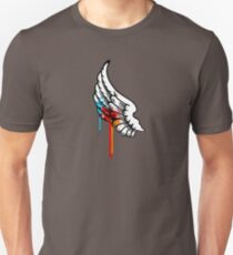 One Winged Nerd. Unisex T-Shirt
