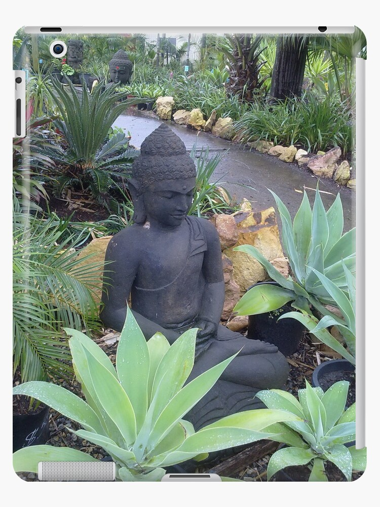 Tranquil Buddha by natsatcreations