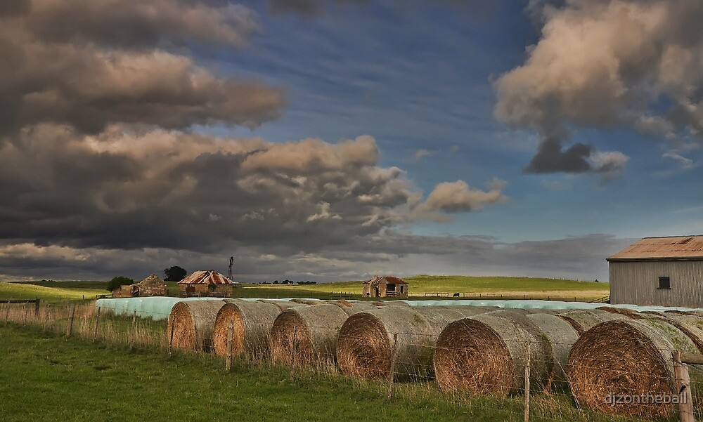 Rural Farm by djzontheball