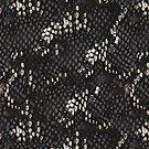 Black Diamond Snake Skin by pjwuebker