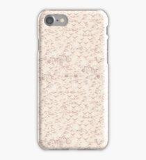 Albino Snake Skin iPhone Case/Skin