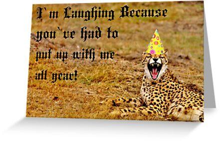 I`m Laughing... by Ladymoose