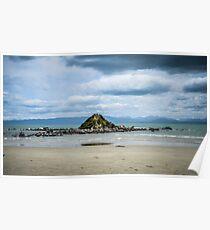 Monkey Island  NZ Poster