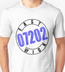 'Eastwick 07202' Unisex T-Shirt