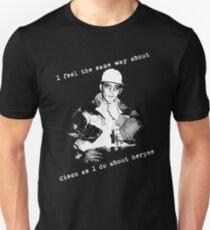 374af0c5a Hunter S Thompson Disco Slim Fit T-Shirt