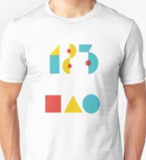 Graphic Shapes Unisex T-Shirt