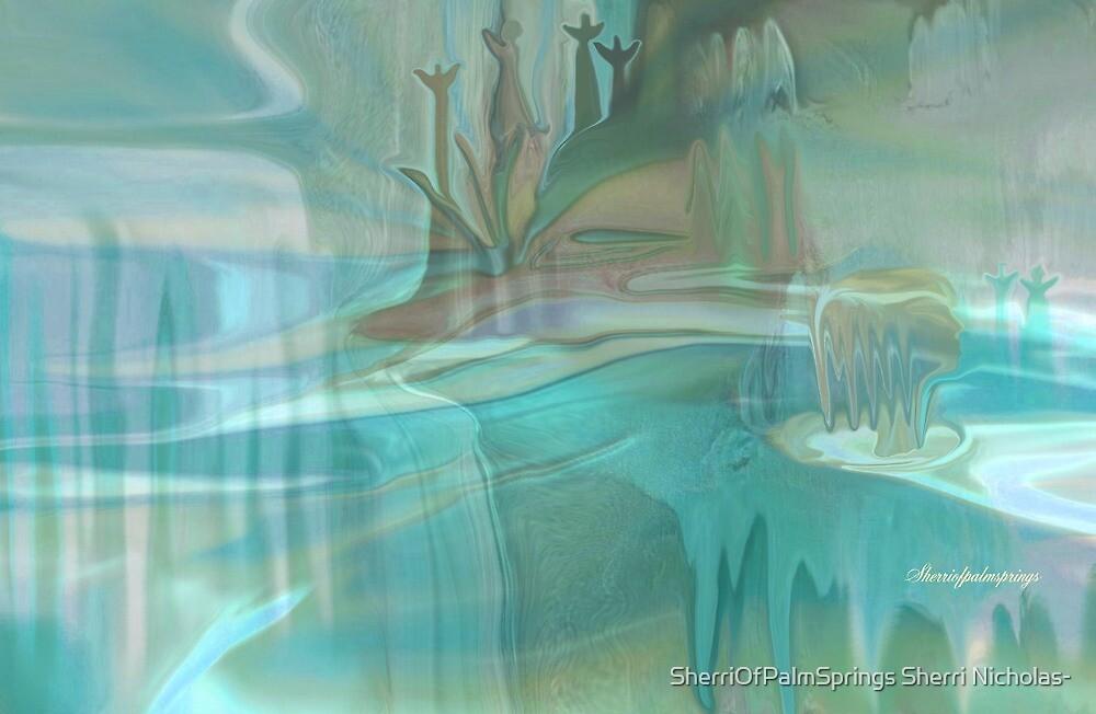 ANGELS OTHER PLAYGROUND by SherriOfPalmSprings Sherri Nicholas-