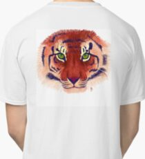 Colourful Tiger Classic T-Shirt