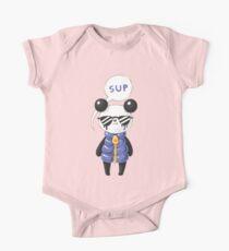Sup Panda One Piece - Short Sleeve