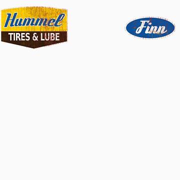 Hummel Tires & Lube - 'Finn' by anothergayshark