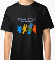 Turtles in Time - Donatello Classic T-Shirt