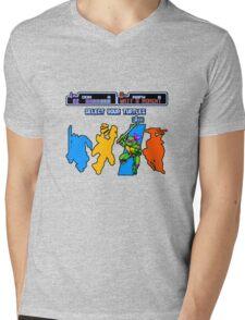 Turtles in Time - Donatello Mens V-Neck T-Shirt