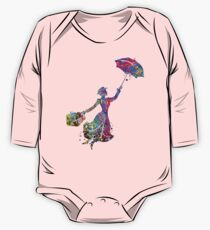 Mary Poppins One Piece - Long Sleeve