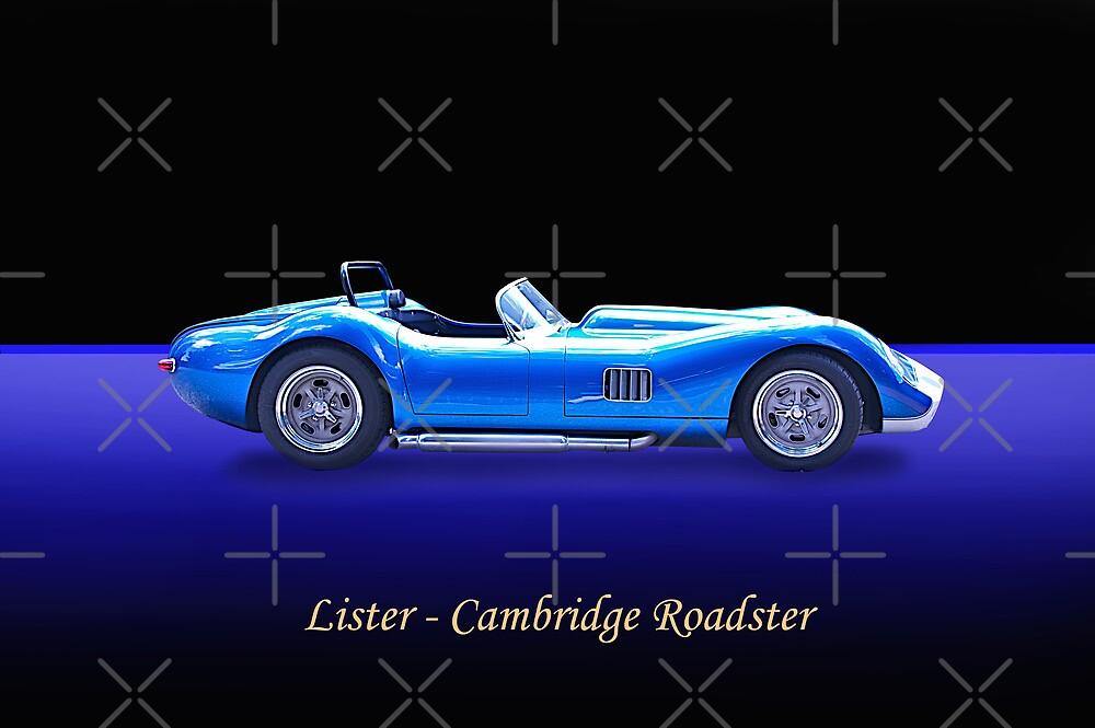 Lister - Cambridge Roadster w/ ID by DaveKoontz
