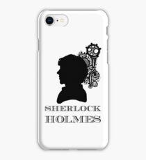 Sherlock Silhouette   iPhone Case/Skin