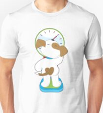 Puppy on Scale T-Shirt