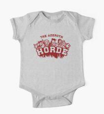 Team Horde  One Piece - Short Sleeve