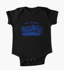 Team Alliance One Piece - Short Sleeve