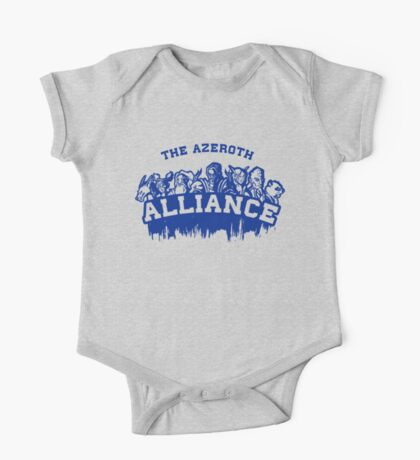 Team Alliance Kids Clothes