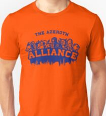 Team Alliance Unisex T-Shirt